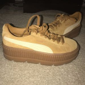 Rihanna x FENTY Women's Cleated Creepers